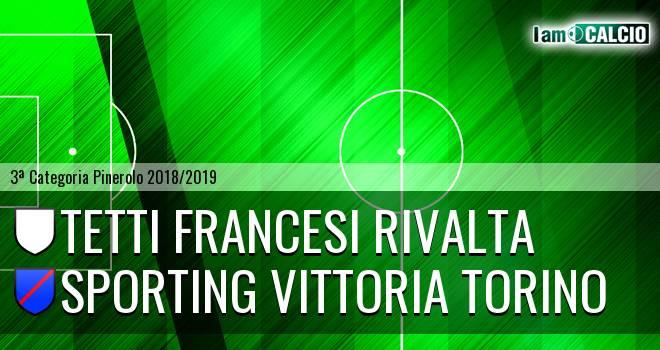Tetti Francesi Rivalta - Sporting Vittoria Torino