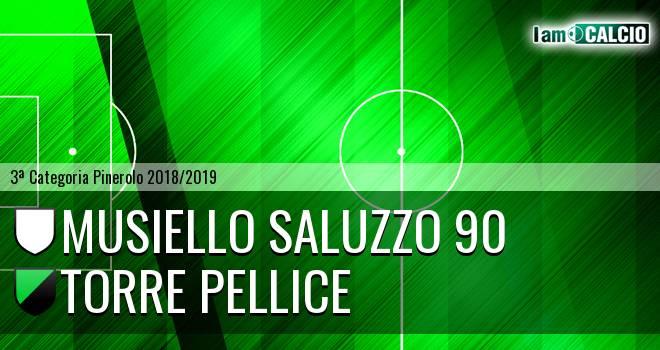 Musiello Saluzzo 90 - Torre Pellice