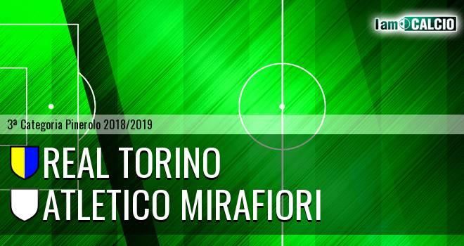 Real Torino - Atletico Mirafiori