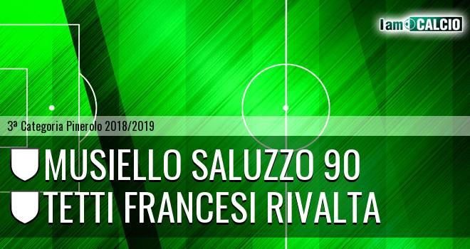 Musiello Saluzzo 90 - Tetti Francesi Rivalta