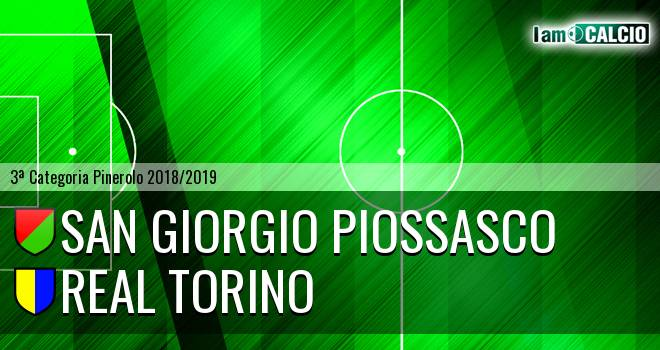 San Giorgio Piossasco - Real Torino