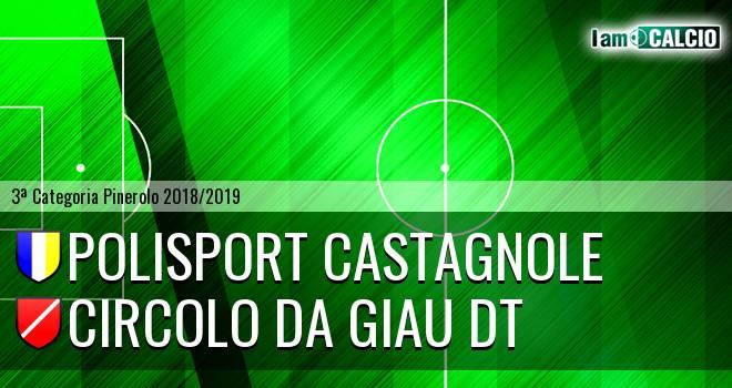 Polisport Castagnole - Circolo Da Giau DT