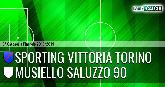 Sporting Vittoria Torino - Musiello Saluzzo 90