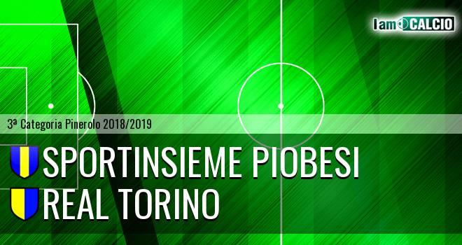 Sportinsieme Piobesi - Real Torino