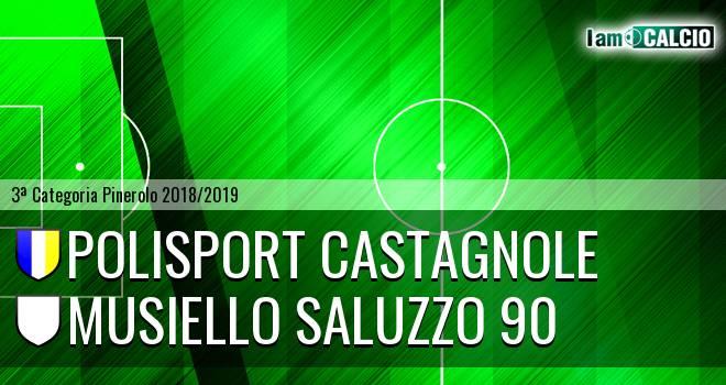 Polisport Castagnole - Musiello Saluzzo 90
