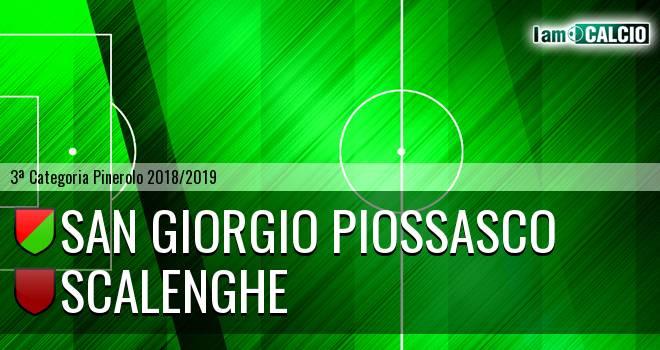 San Giorgio Piossasco - Scalenghe