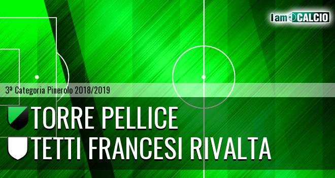 Torre Pellice - Tetti Francesi Rivalta