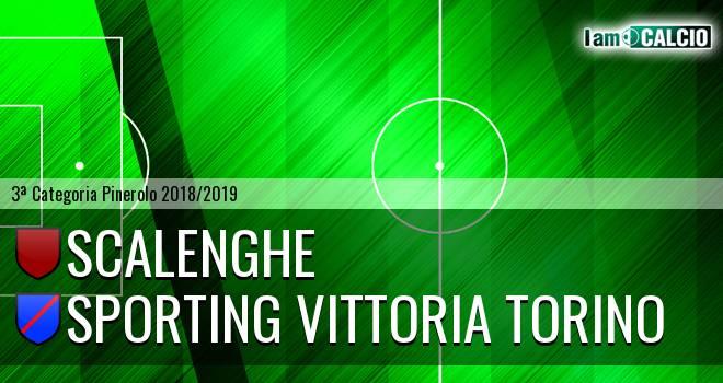 Scalenghe - Sporting Vittoria Torino