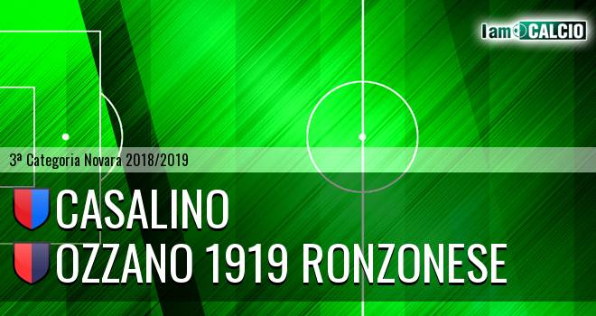 Casalino - Ozzano 1919 Ronzonese