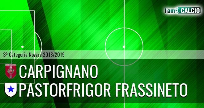 Carpignano - Pastorfrigor Frassineto