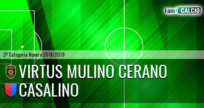 Virtus Mulino Cerano - Casalino