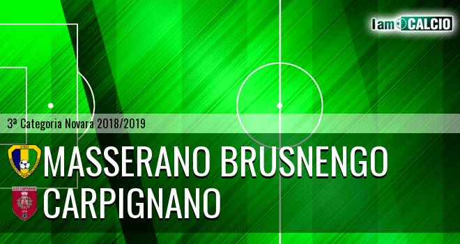 Masserano Brusnengo - Carpignano