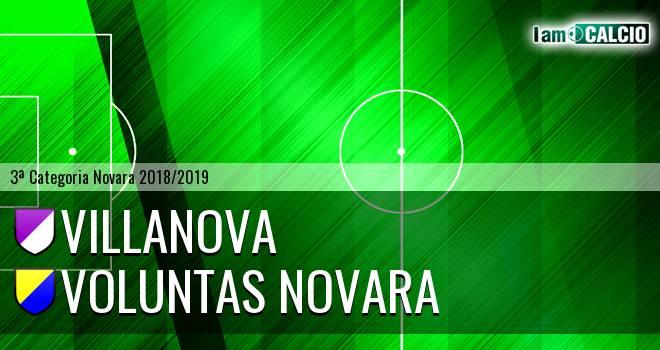 Villanova - Voluntas Novara
