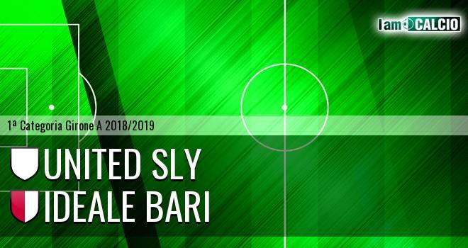 United Sly - Ideale Bari