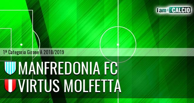 Manfredonia FC - Virtus Molfetta