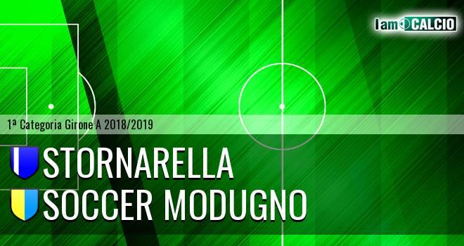 Stornarella - Soccer Modugno