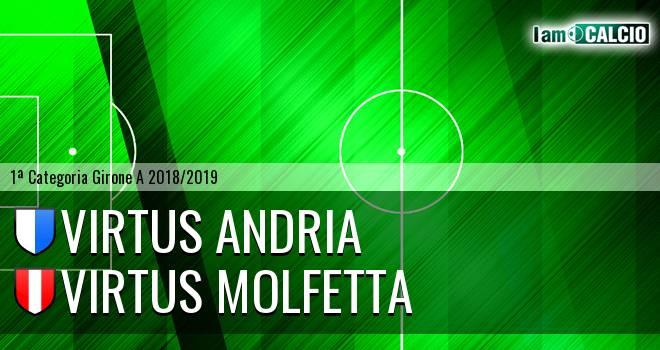 Virtus Andria - Virtus Molfetta