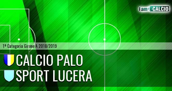Calcio Palo - Sport Lucera