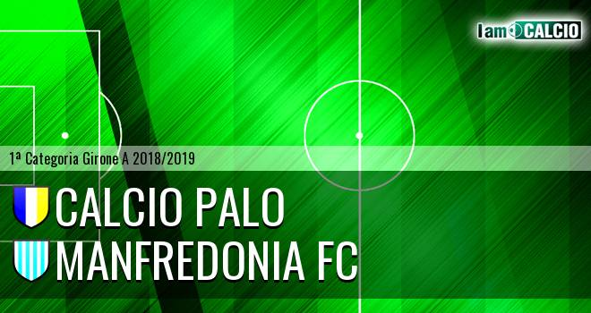 Calcio Palo - Manfredonia FC