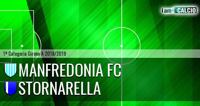 Manfredonia FC - Stornarella