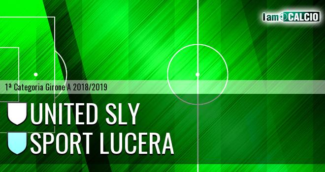 United Sly - Sport Lucera