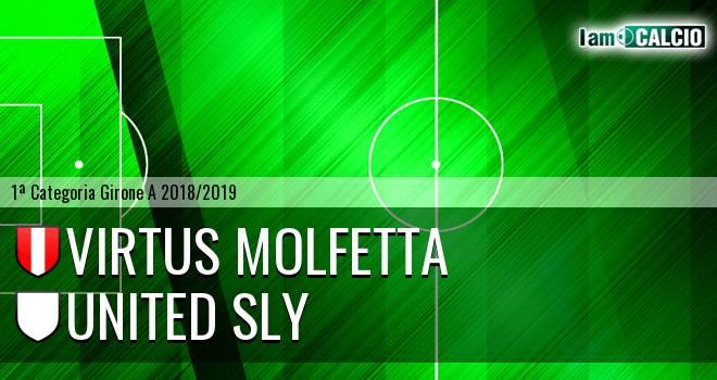 Virtus Molfetta - United Sly