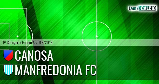 Canosa - Manfredonia FC
