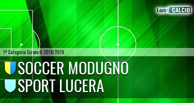 Soccer Modugno - Sport Lucera