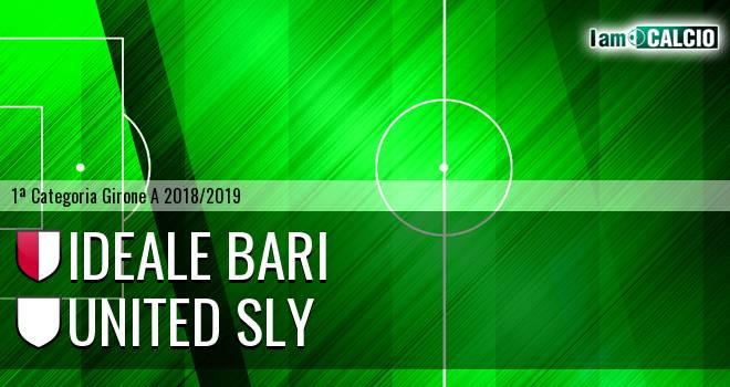 Ideale Bari - United Sly