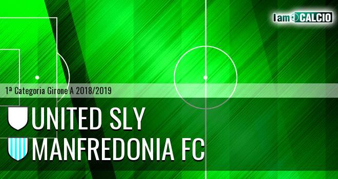 United Sly - Manfredonia FC