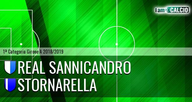 Real Sannicandro - Stornarella