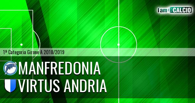 Manfredonia Calcio 1932 - Virtus Andria