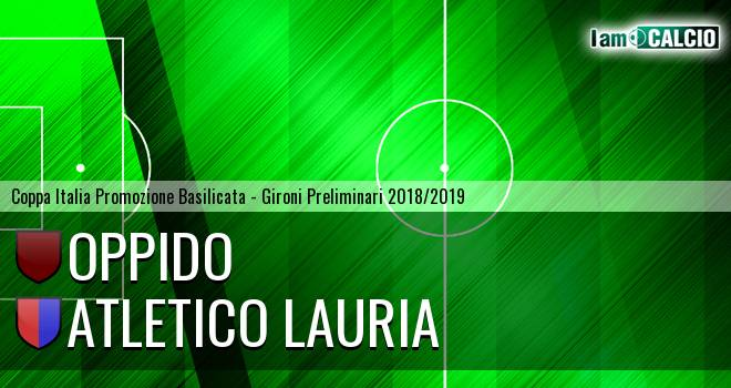 Oppido - Atletico Lauria