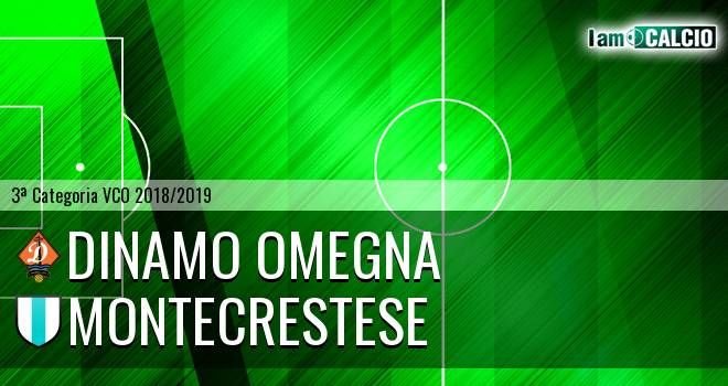 Dinamo Omegna - Montecrestese