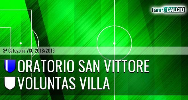 Oratorio San Vittore - Voluntas Villa