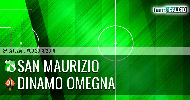 San Maurizio - Dinamo Omegna