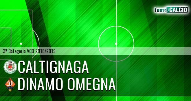 Caltignaga - Dinamo Omegna