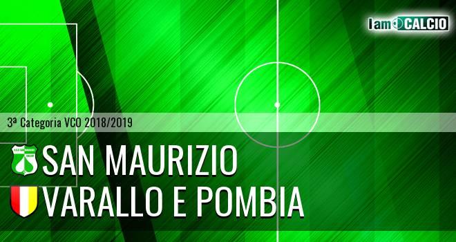 San Maurizio - Varallo E Pombia