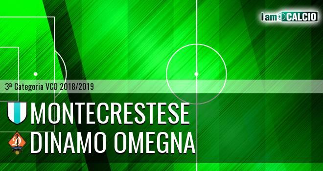 Montecrestese - Dinamo Omegna