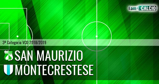 San Maurizio - Montecrestese