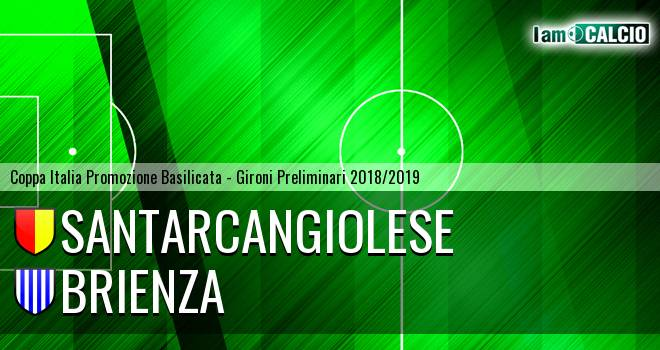Santarcangiolese - Brienza