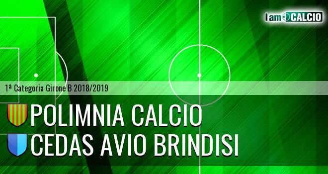 Polimnia Calcio - Cedas Avio Brindisi