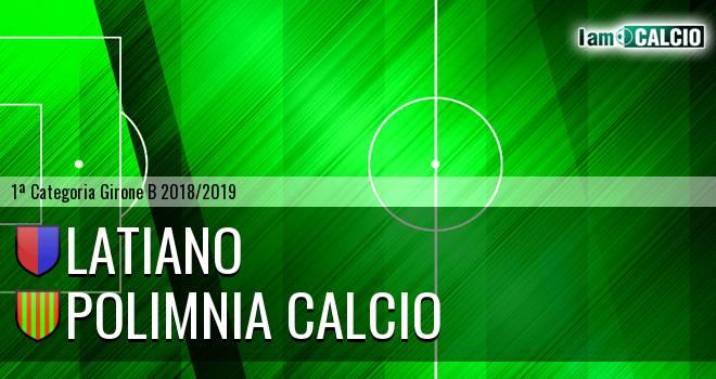 Latiano - Polimnia Calcio