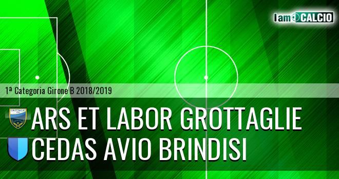 Ars et Labor Grottaglie - Cedas Avio Brindisi
