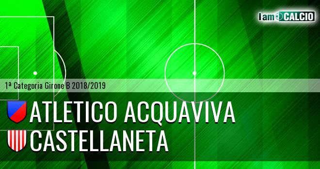 Atletico Acquaviva - Castellaneta