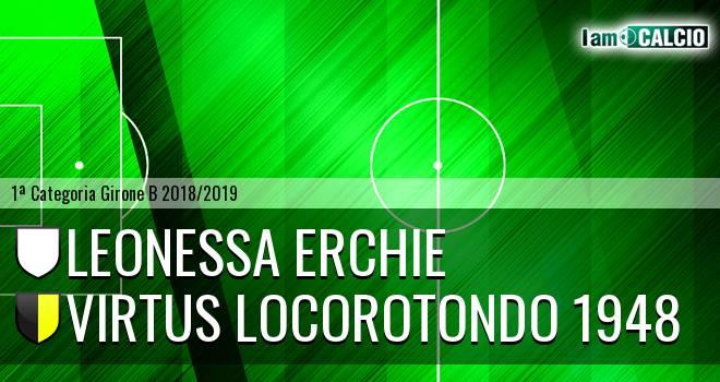 Leonessa Erchie - Virtus Locorotondo 1948