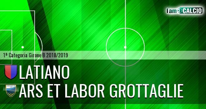Latiano - Ars et Labor Grottaglie