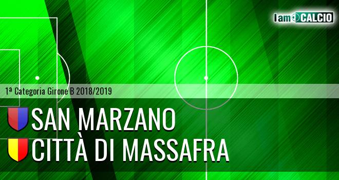 San Marzano - Città di Massafra