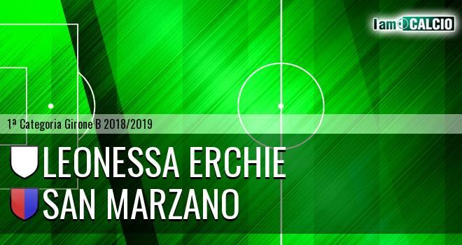 Leonessa Erchie - San Marzano
