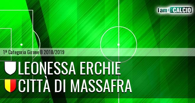 Leonessa Erchie - Città di Massafra